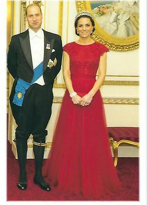 Postcard of Prince William & Catherine, The Duke & Duchess of Cambridge