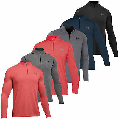 Under Armour 2017 Mens Threadborne Fitted 1/4 Zip Pullover UA Tech Training Top