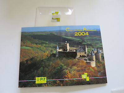 LUXEMBOURG 2004 COLLECTION NEUF** FACIALE 23 € °jx17/bf873