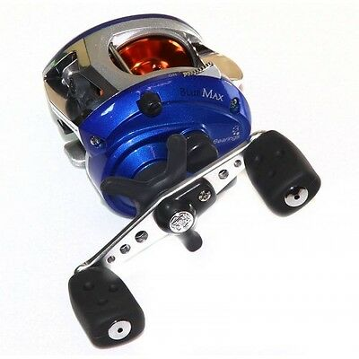 BRAND NEW Abu Garcia Blue Max low profile baitcasting multiplier reel