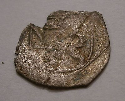 Unidentified Medieval Silver Coin