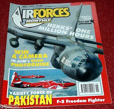 Air Forces Monthly 1990 May F-5,Pakistan