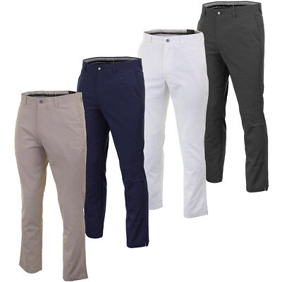 33% OFF RRP Callaway Golf 2016 Mens Chev Lightweight Tech Trousers Slim Fit Pant