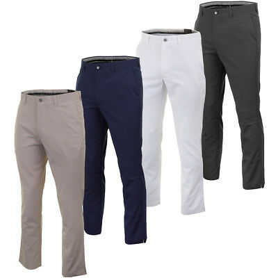 Callaway Golf Mens Chev Lightweight Tech Trousers Slim Fit Pant 45% OFF RRP