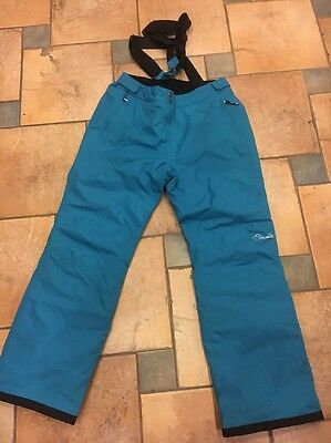 Dare2b Ladies ski salopettes ski pants Size 14