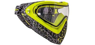 Paintball Maske DYE I4 Skinned Lime