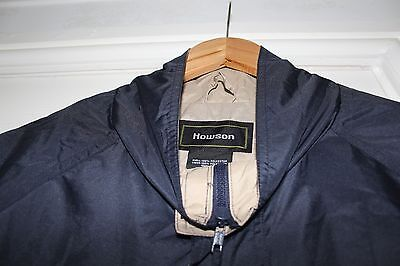 New without tags, men's navy golf rain wear (jacket and trousers), Howson