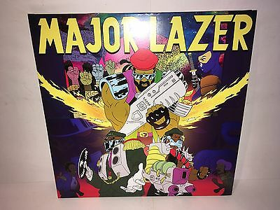 Major Lazer Free The Universe Lp