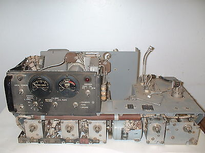 Collins T-47 Art-13 Col-52286 Ww11 Aircraft Radio Transmitter Chassis   (#5)
