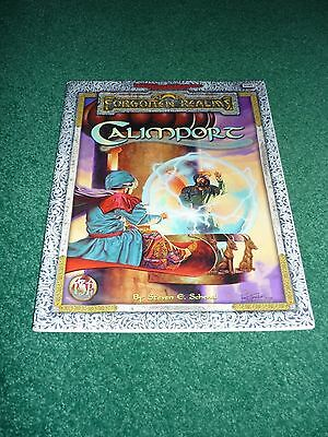 CALIMPORT Forgotten Realms Campaign Expansion AD&D TSR9589