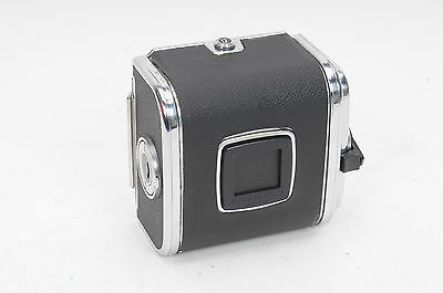Hasselblad A12 12-Button Roll Film Back Chrome                              #428