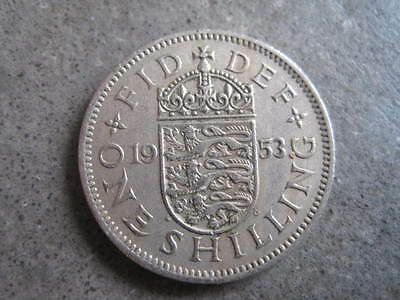 GB...1/-....one shilling....1953 eng.  .....r14