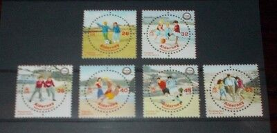 Alderney Mint Stamps Centenary Of Fifa Football 2004