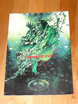 Parasite Eve Japanese live-action movie program book import booklet pamphlet
