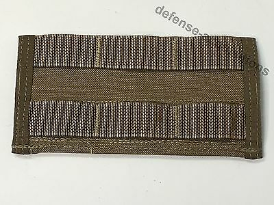 NEW US Military MOLLE Dive Belt Adapter MOLLE Adapter COYOTE 8465-01-516-8377