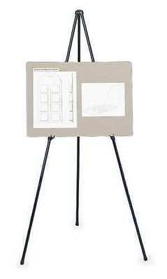"Quartet Heavy-Duty Instant Easel, 63"", Support 10 lbs for LED Menu Message Board"