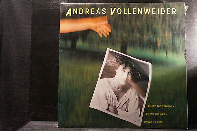 Andreas Vollenweider – Behind The Gardens - Behind The Wall - Under The Tree
