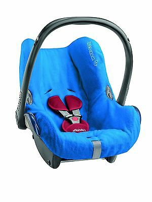 Maxi Cosi  Summer Towelling Seat Cover  For Cabriofix Blue