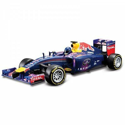 Maisto Infiniti Red Bull Racing RB10 F1 Remote Control Car 1:24 Scale - M81185