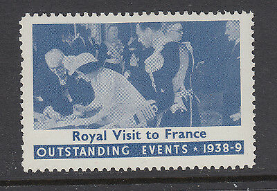 Royal Visit To France - (5) - Outstanding Events 1938-9 - Cinderella