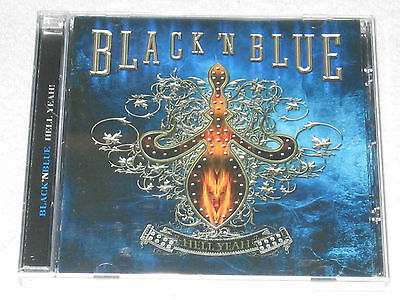 "BLACK 'N BLUE  |  ""Hell Yeah"" CD  on Frontiers Records (2011)  AOR/Melodic Rock"