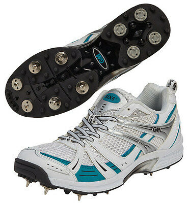 Gunn & Moore Adults SIX6 Multi-Function Cricket Shoes Sizes UK 8, 9, 9.5 11 & 13