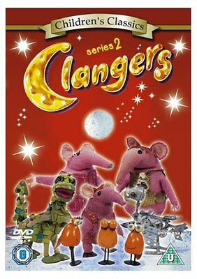 Clangers - The Complete Series 2 [New DVD]