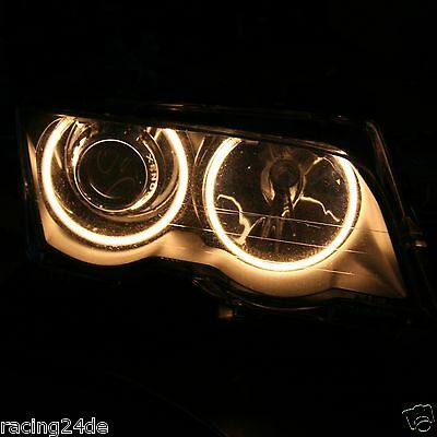 bimlight Angel Eyes 7004 CCFL Standlichtringe Set G7 BMW 3er E46 Coupe vFL M3