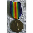 WW1 Victory Medal - GLOUCESTERSHIRE REGIMENT