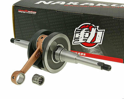 Honda X8R 50cc SGX Crankshaft & Small End Bearing