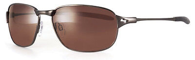 Sundog Golf Sunglasses Metal Frame DRAFT COFFEE BROWN & MELA HighContrast Lenses