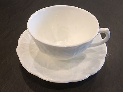 1 x Coalport/Wedgwood Countryware Tea Cup and Saucer This is a the low cup