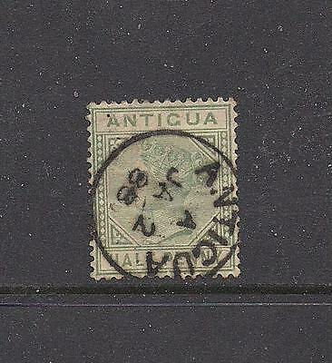Antigua 1882 1/2D G/FU cat £20 see comments