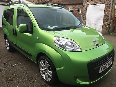 2008 58 Fiat Qubo Diesel 1.3 Multijet PROJECT