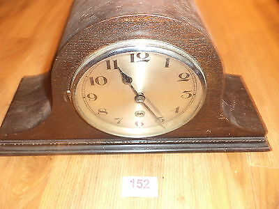 Antique  Napolian hat  mantle clock  ?( not  working )