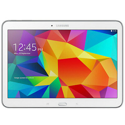 Samsung Galaxy Tab 4 10.1 Inch 16GB Android 2015 - White