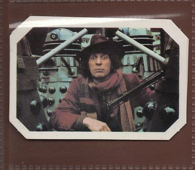 #1 Doctor Who - Dr Who Trade Card