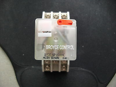 broyce control 10 amp relay & base