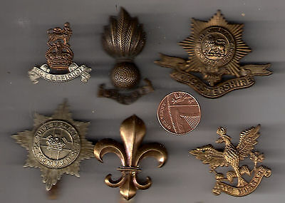 Lot Of Assorted Military Badges ~'#3