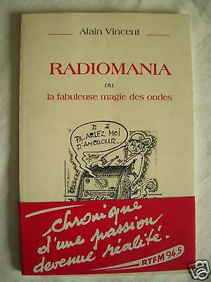 Radio Tsf Radiomania Onde Rtfm Media Communication 1996