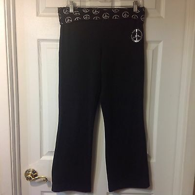 Justice Girls Yoga Pants,  Size 16