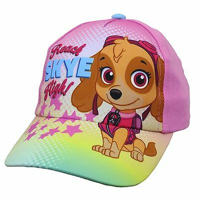 Nickelodeon Paw Patrol Girls' Toddler Skye Baseball Cap