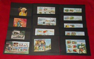 Alderney Mint Stamp Miniature Sheets - Select Individual Miniature Sheet