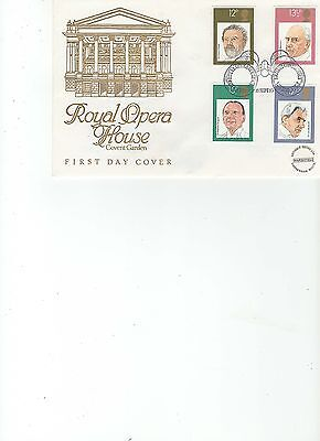 1980  Conductors - Royal Opera House - Cotswold Official Cover