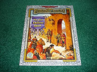The City of Ravens Bluff Campaign Expansion Forgotten Realms AD&D TSR9575 RPGA