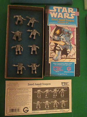 Zero-G Assault Troopers - 40314 - 28Mm Star Wars Box Set - West End Games