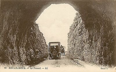 46* ROCAMADOUR  tunnel
