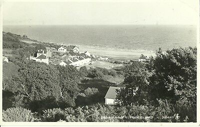 Amroth From Cliffs 1965 Judges Postcard