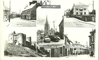Kidwelly Multi Causeway Street Lady Street Bridge Street The Castle St Mary's Rp