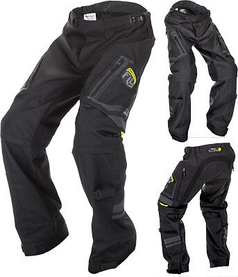 Fly Racing 2017 Patrol Dirt Bike Enduro Off Road Moto Pants (See Sizes) Black